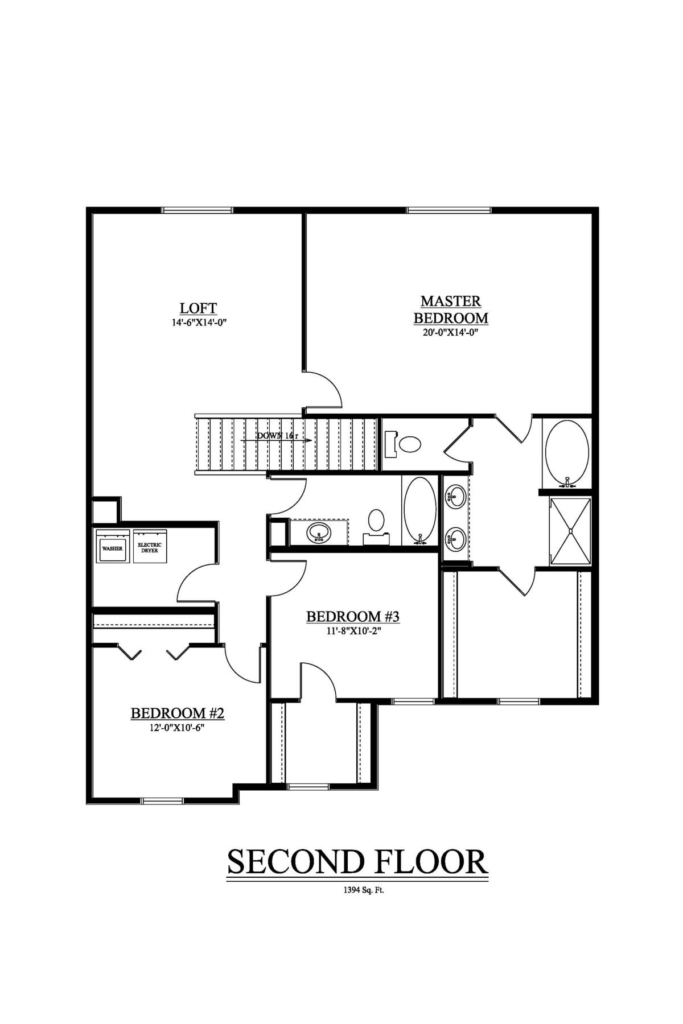 Avalon floor plan 2